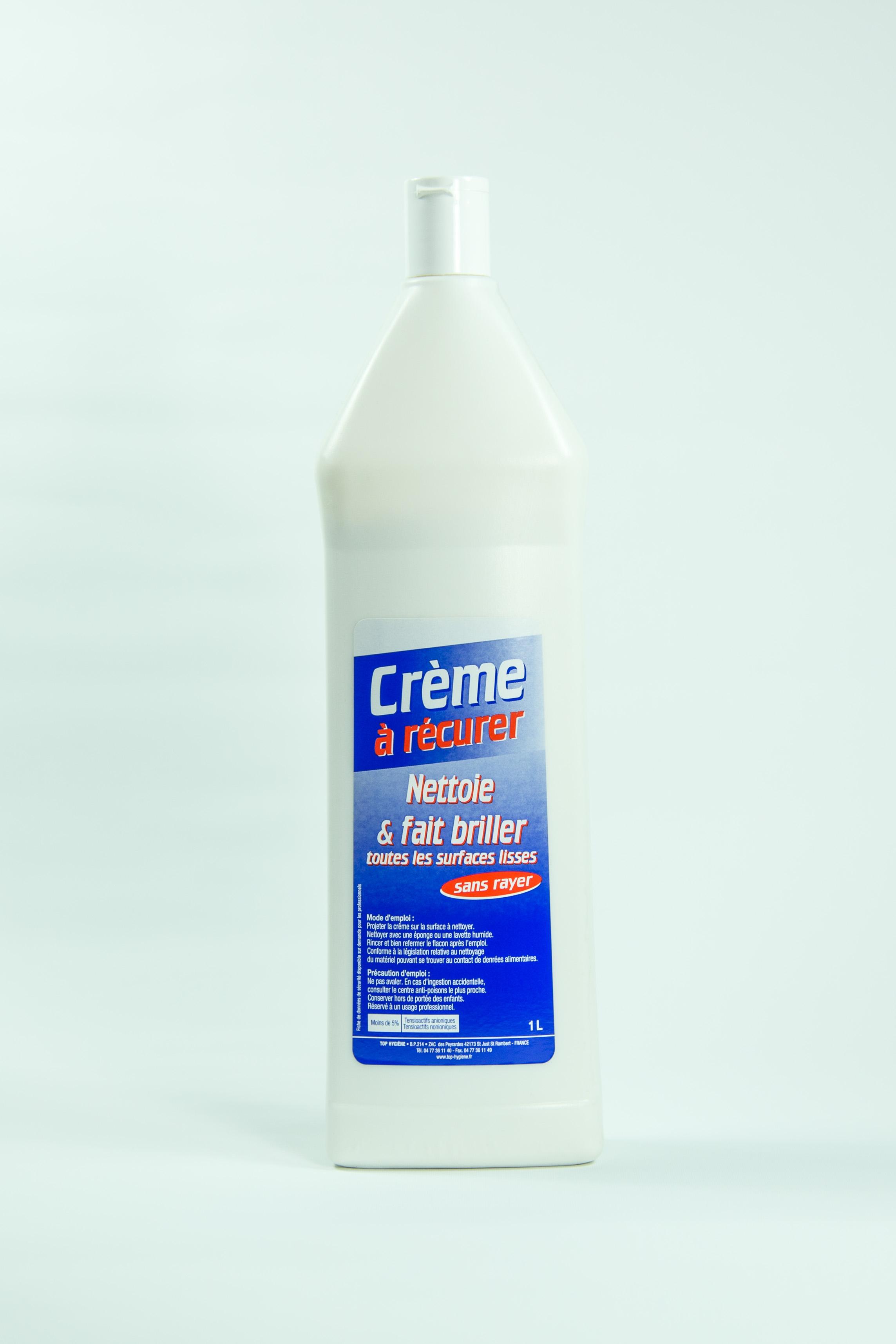 Cr me r curer hygi ne sols et surface alsace - Creme a recurer ...